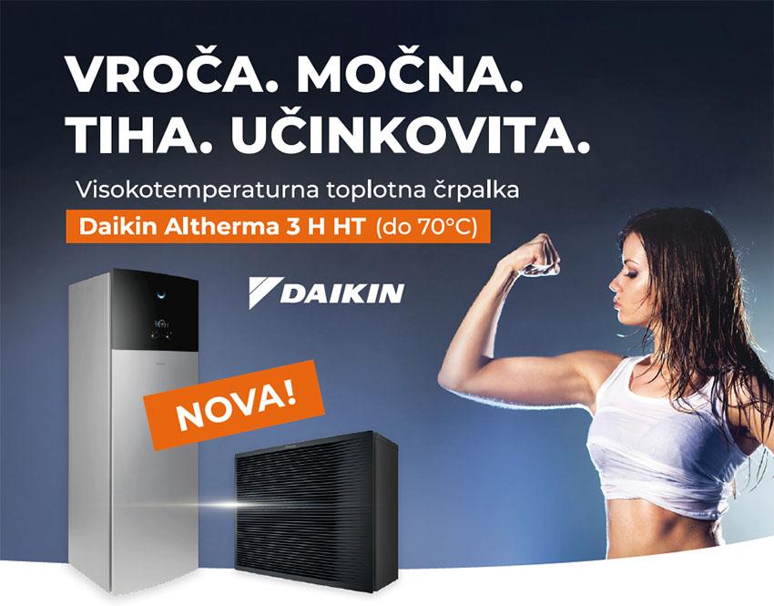 Daikin Altherma 3 H HT