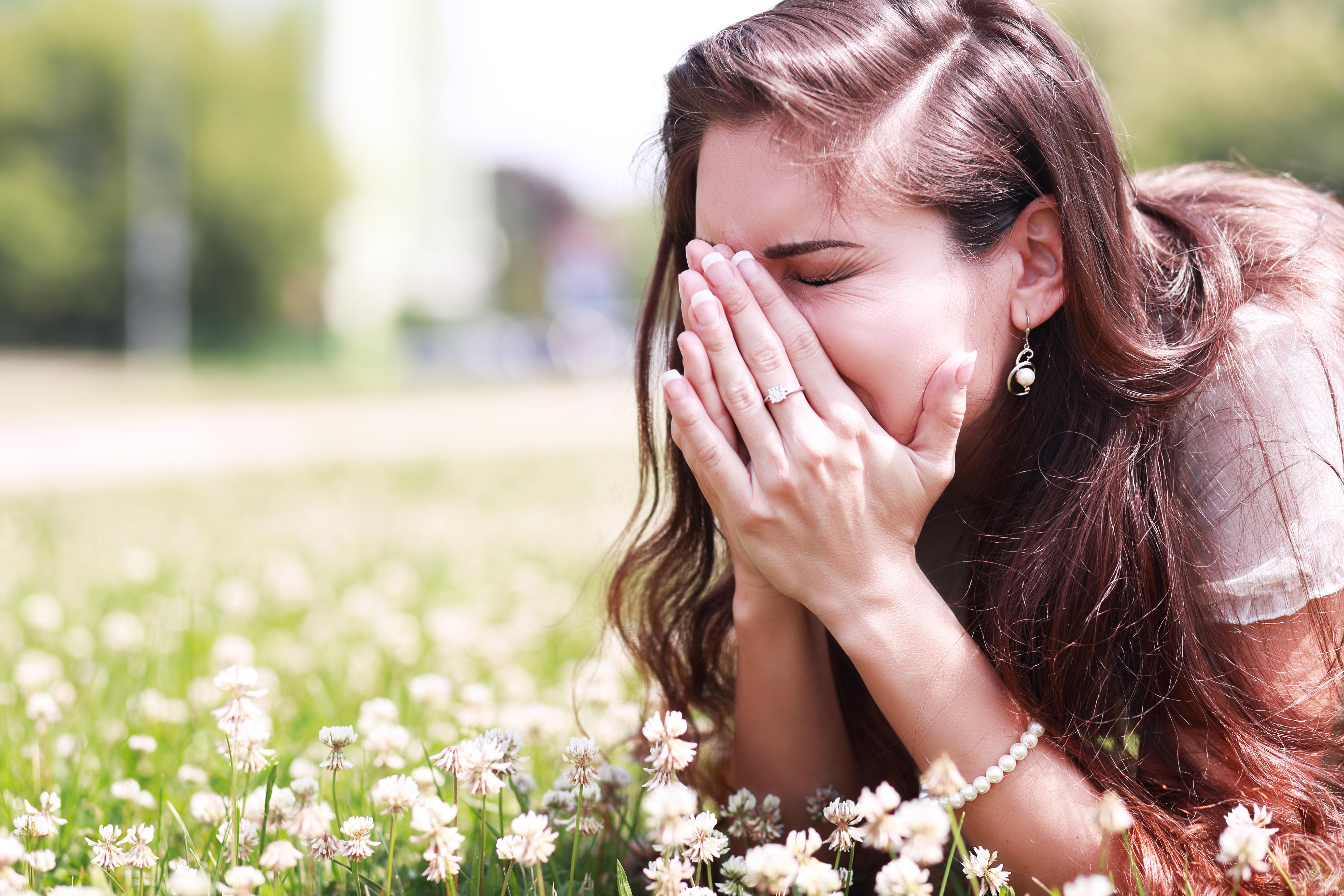 Vas pestijo težave z alergijami?