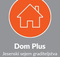 Vabljeni na SEJEM DOM PLUS - Predstavljamo izdelke za boljše zdravje in počutje